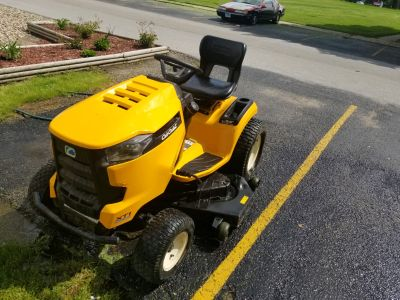 Cub Cadet 54in Mower