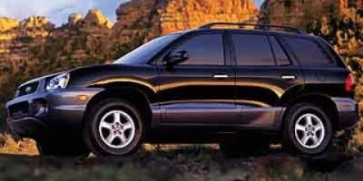 2002 Hyundai Santa Fe GLS ()