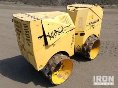 2012 (unverified) Rammax 1510-CI Trench Compactor