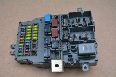 Purchase 03-07 HONDA ACCORD CABIN INTERIOR FUSE BOX RELAY PANEL 2003 2004 2005 2006 2007 motorcycle in Covington, Georgia, United States, for US $59.94