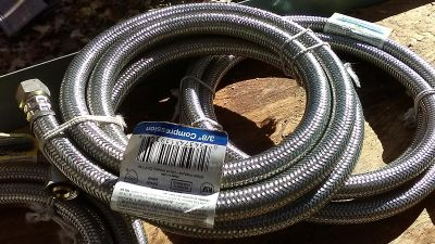 Ice and dish washer hoses