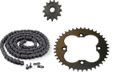 Sell Chain Sprocket Kt Yamaha YFM350X Warrior Banshee YFZ350 motorcycle in Maumee, Ohio, United States, for US $51.99