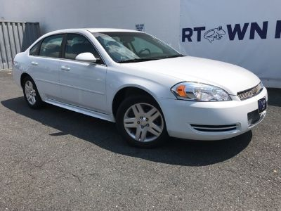 2013 Chevrolet Impala LT Fleet (Summit White)