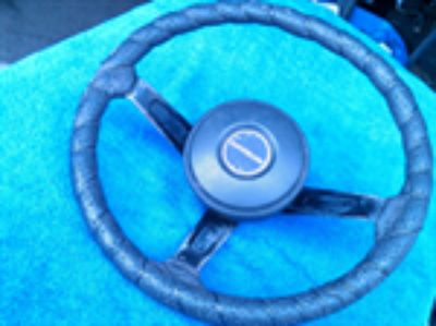 Parts For Sale: STEERING WHEEL