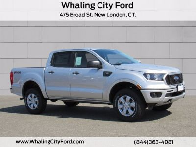 2019 Ford Ranger (Ingot Silver Metallic)