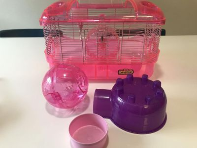 For sale: Hamster cage $20 (located: (92111)