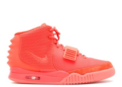 """Nike Air Yeezy 2 SP """"Red October"""""""