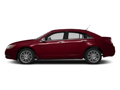 2014 Chrysler 200 Touring (Deep Cherry Red Crystal Pearlcoat)