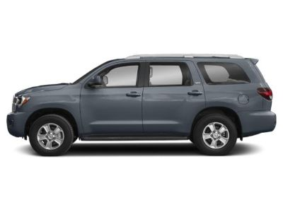 2019 Toyota Sequoia Limited (Shoreline Blue Pearl)