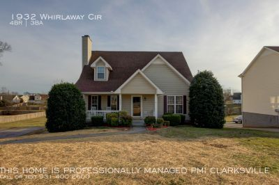 4 bedroom in Clarksville