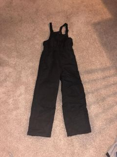 Boys snow pants size XL great condition