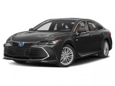 2019 Toyota Avalon Hybrid Limited (08W6 PARISIAN NIGHT PEARL)