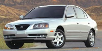 2005 Hyundai Elantra GLS (SILVER ICE METALLIC)