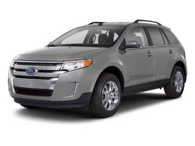 2012 Ford Edge SEL (silver)