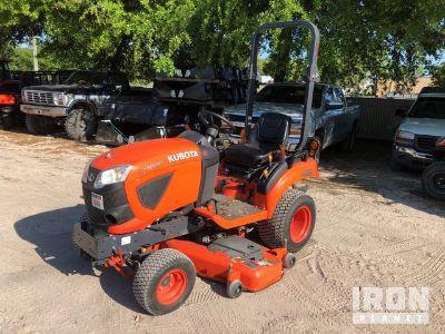 2017 Kubota BX1880 4WD Utility Tractor