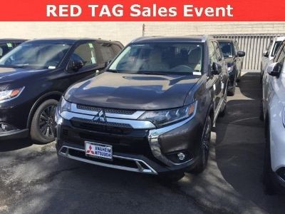 2019 Mitsubishi Outlander SE (Brown Metallic)