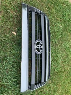 Toyota Tundra front number