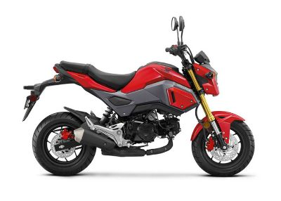 2018 Honda Grom Sport Motorcycles North Reading, MA