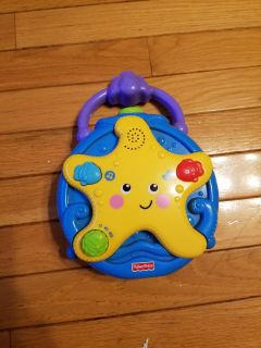Fisher Price light projector