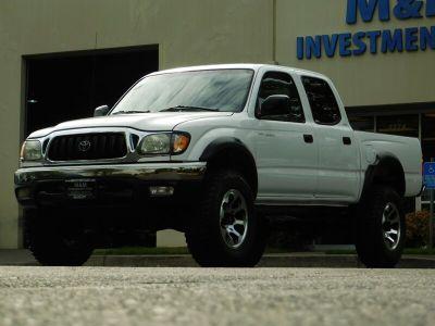 2002 Toyota Tacoma V6 (White)