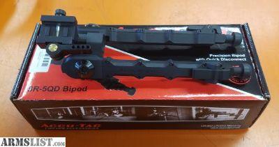 For Sale: AccuTac SR5 QD Bipod