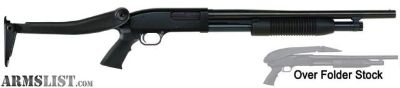 For Sale: Mossberg Maverick 88 Over Folder 12ga