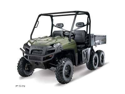2010 Polaris Ranger 800 EFI 6x6 Utility SxS Utility Vehicles Eastland, TX