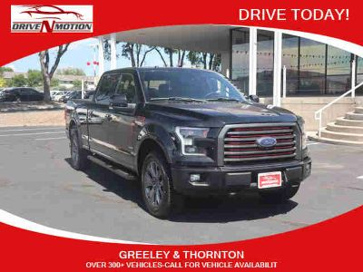 Used 2016 Ford F150 SuperCrew Cab for sale