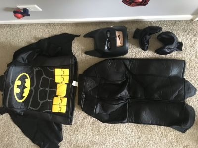 LEGO Batman costume M all pieces included