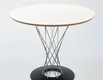 Noguchi Cyclone Dining Table for Knoll mid century