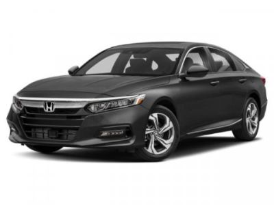 2018 Honda ACCORD SEDAN EX-L 1.5T (Black)