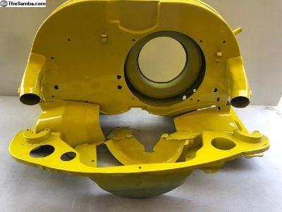 Engine sheet metal