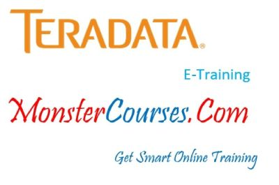 Teradata Onlime Training at Monstercourses