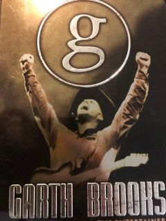 Garth Brooks The Entertainer 5 DVD Set