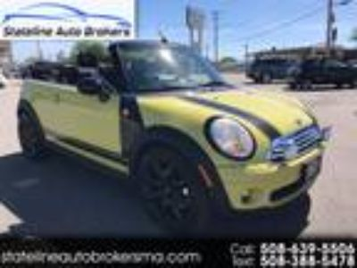 Used 2009 MINI Cooper Convertible For Sale