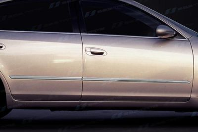 Buy SES Trims TI-CM-129 02-06 Nissan Altima Side Molding Car Chrome Trim motorcycle in Bowie, Maryland, US, for US $150.00