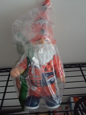 Denver Broncos Gnome with Sweatshirt