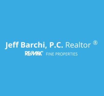Jeff Barchi PC Realtor RE/MAX Fine Properties