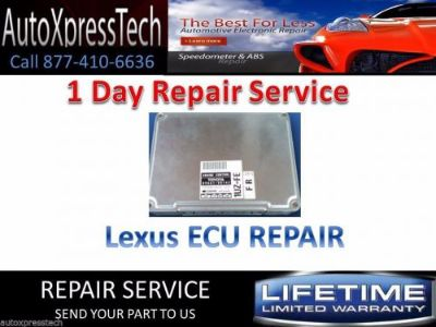 Purchase Lexus LS400 Engine Computer ECU ECM 92-94 Repair SC300 SC400 motorcycle in Holbrook, Massachusetts, United States, for US $129.00