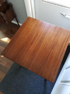 Refinished end table