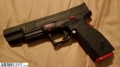 For Sale/Trade: For Sale/Trade: Springfield XDM Match 9mm 5.25 in Race Gun Config - 4 Mags, Trigger Job, Heavy Guide Rod, Case, Orig Acc