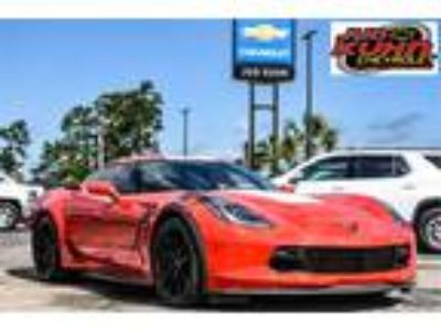 2017 Chevrolet Corvette Grand Sport 2LT