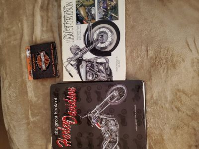 Harley -davidson encyclopedia / the great book of H-D.