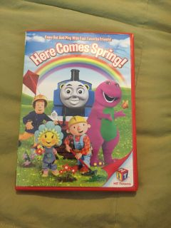 Dvd here comes spring