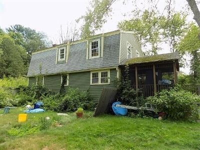 3 Bed 1.5 Bath Foreclosure Property in Holliston, MA 01746 - Washington St