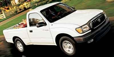 2004 Toyota Tacoma Prerunner (Not Given)