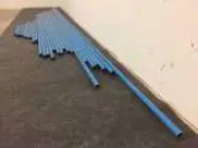 RAPIDAIR Fastpipe full setup w air pipe fittings regulators more