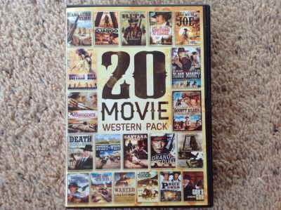 20 Great Western Movies Collection