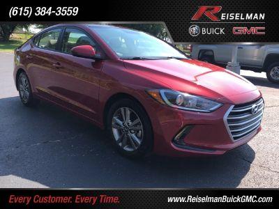2018 Hyundai Elantra (Scarlet Red)