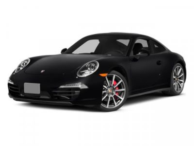 2013 Porsche 911 Carrera (Basalt Black Metallic)